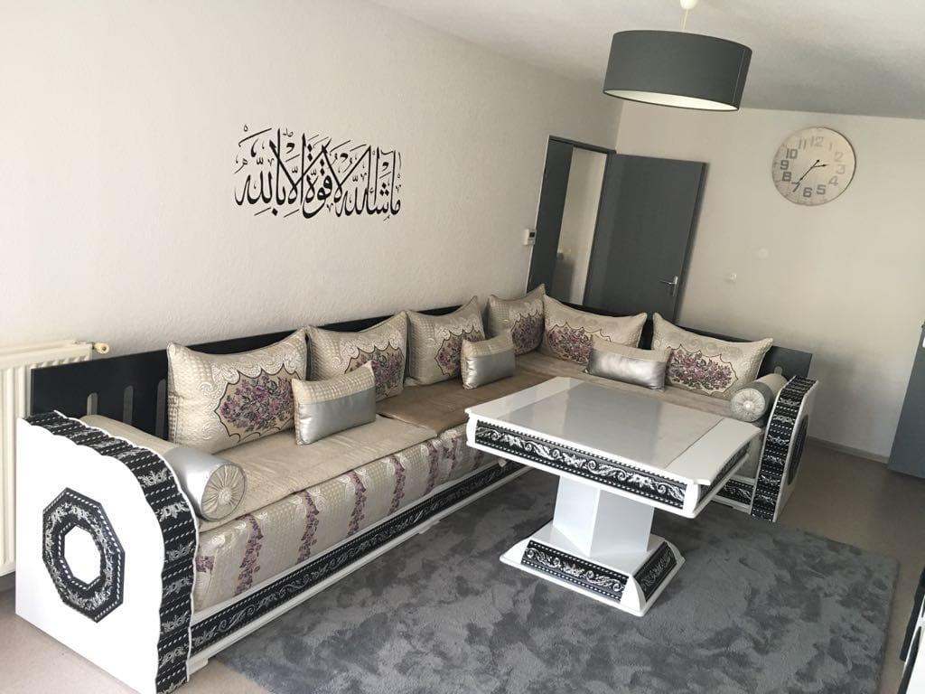 Le salon marocain : l\'élégance et la distinction